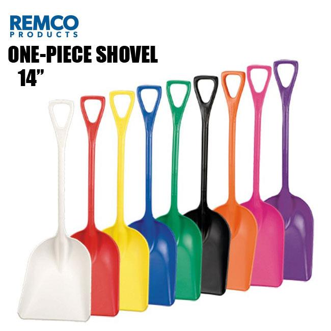 【最大3000円OFFクーポン配布中】REMCO Shovel 14インチ スコップ ショベル スノーボード スノボ ストリート 雪かき 丈夫【店頭受取対応商品】