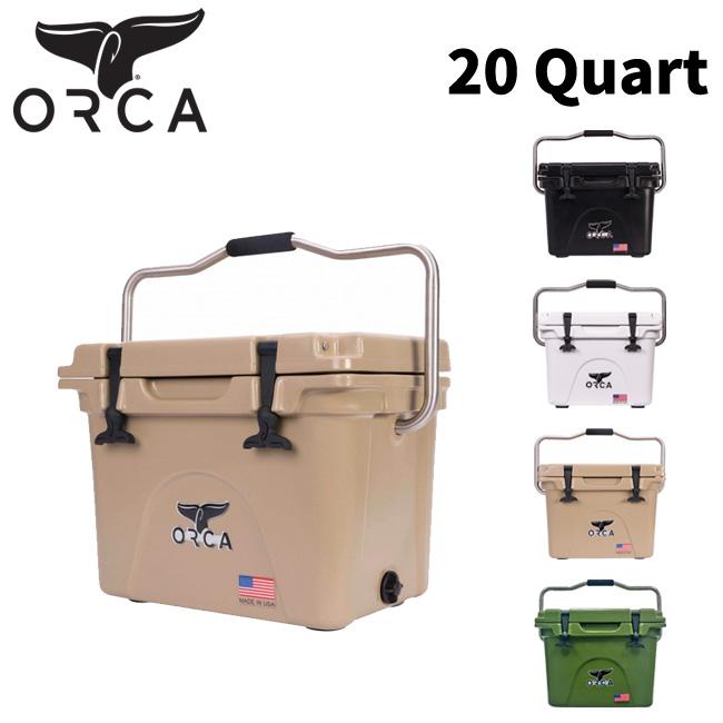 クーラーボックス ORCA オルカ Coolers 20 Quart キャンプ アウトドア【店頭受取対応商品】, 【在庫一掃】 46173455