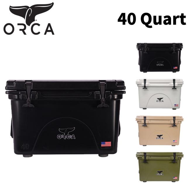 クーラーボックス ORCA オルカ Coolers 26 Quart キャンプ アウトドア【店頭受取対応商品】
