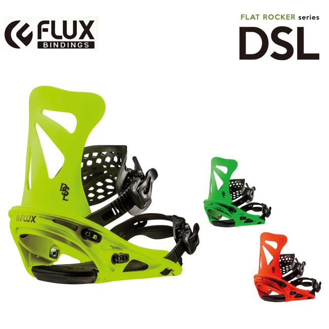 フラックス ビンディング 18-19モデル FLUX BINDING DSL MENS メンズ スノーボード スノボ SNOWBOARD【店頭受取対応商品】