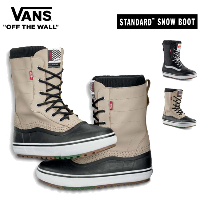 Vans snowshoes winter boots VANS SNOW BOOTS STANDARD MTE 19,20 model  standard snow boot men gap Dis