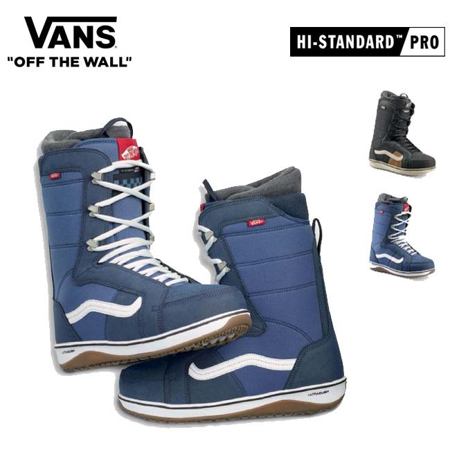 予約 バンズ ブーツ VANS BOOTS HI-STANDARD PRO ハイスタンダード プロ 19-20モデル スノーボードブーツ SNOWBOARD スノボ スノボー【店頭受取対応商品】