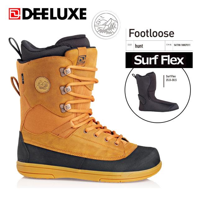 ディーラックス ブーツ 18-19 DEELUXE FOOTLOOSE フットルース メンズ スノーボード スノースケート 雪板