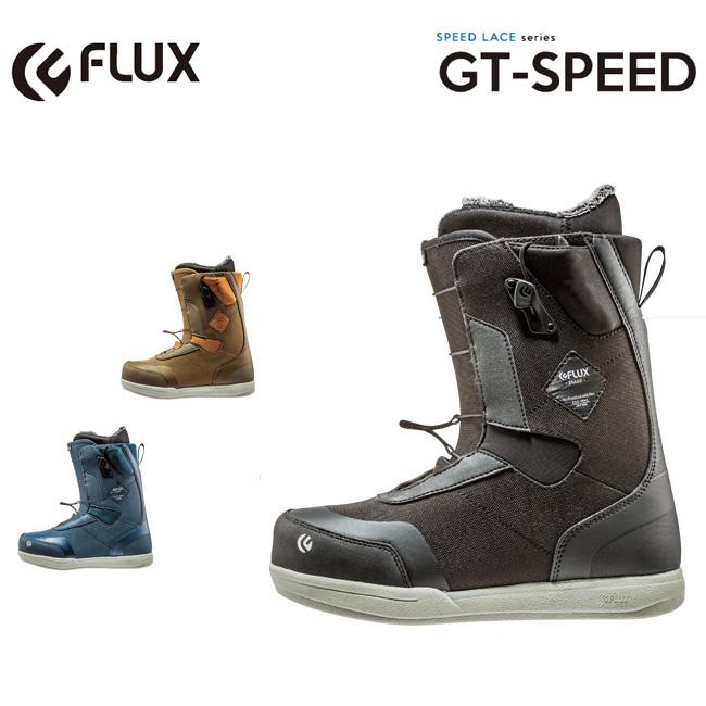 フラックス ブーツ 18-19モデル FLUX GT-Speed BOOTS メンズ レディース スノーボード スノボ SNOWBOARD【店頭受取対応商品】