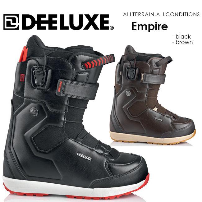 予約 ディーラックス ブーツ DEELUXE EMPIRE TF 19-20 SNOWBOARD BOOTS エンパイヤ サーモインナー スノーボード オールマウンテン