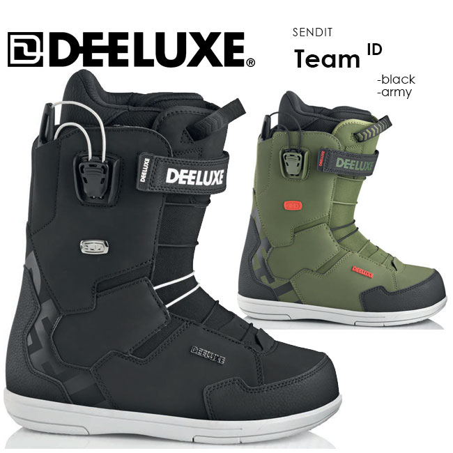 予約 ディーラックス ブーツ DEELUXE ID TEAM TF 19-20 SNOWBOARD BOOTS アイディー チーム サーモインナー スノーボード フリースタイル