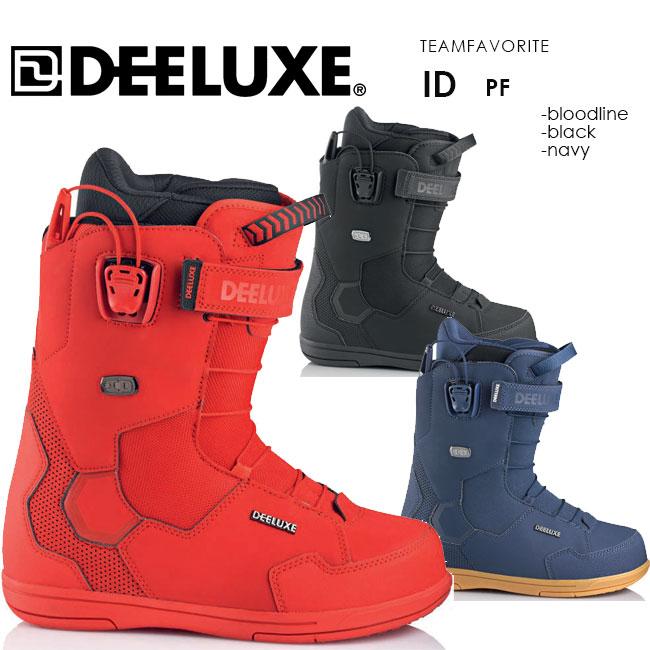 予約 ディーラックス ブーツ DEELUXE ID PF 19-20 SNOWBOARD BOOTS アイディー スノーボード フリースタイル