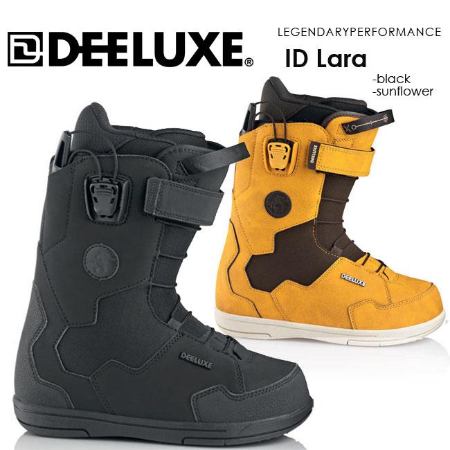 予約 ディーラックス ブーツ DEELUXE ID LARA TF 19-20 SNOWBOARD BOOTS アイディー ララ サーモインナー スノーボード フリースタイル レディース