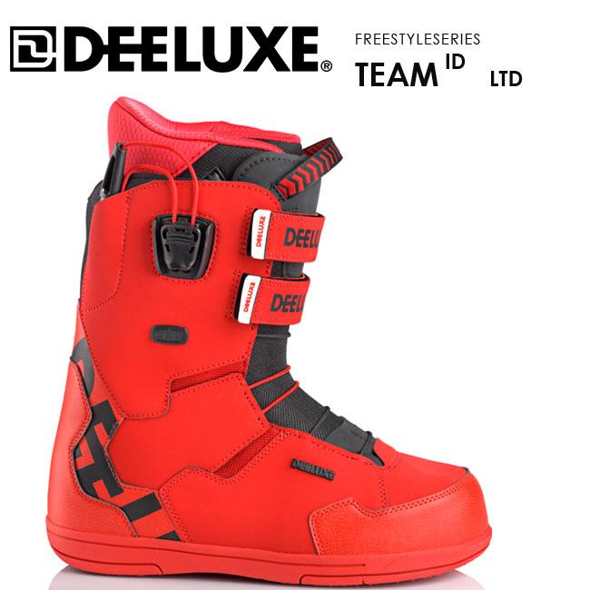 予約 ディーラックス ブーツ アイディー チーム DEELUXE ID TEAM LTD TF 20-21 BOOTS サーモインナー スノーボード フリースタイル
