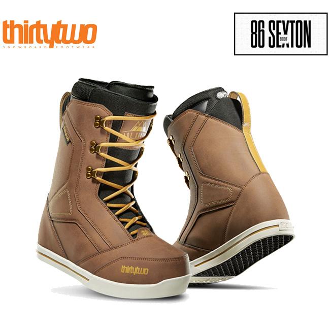 予約 サーティーツー THIRTYTWO 86 / SEXTON(QUICK STRIKE)19-20モデル 32 スノーボード ブーツ クイックストライク