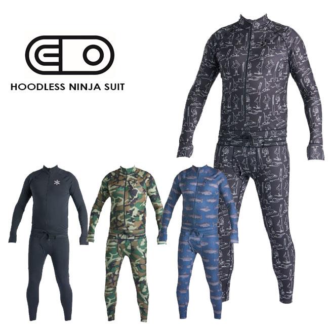 予約 エアブラスター 19-20 AIRBLASTER Ninja Suit Black エアーブラスター スノーボード スノボウェア つなぎ メンズ【店頭受取対応商品】
