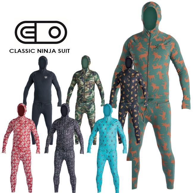 予約 エアブラスター 19-20 AIRBLASTER Classic Classic Ninja AIRBLASTER Suit クラッシック ニンジャスーツ 19-20 インナー スノーボード【店頭受取対応商品】, クロスリンク&リサーチ:c0530c29 --- sunward.msk.ru