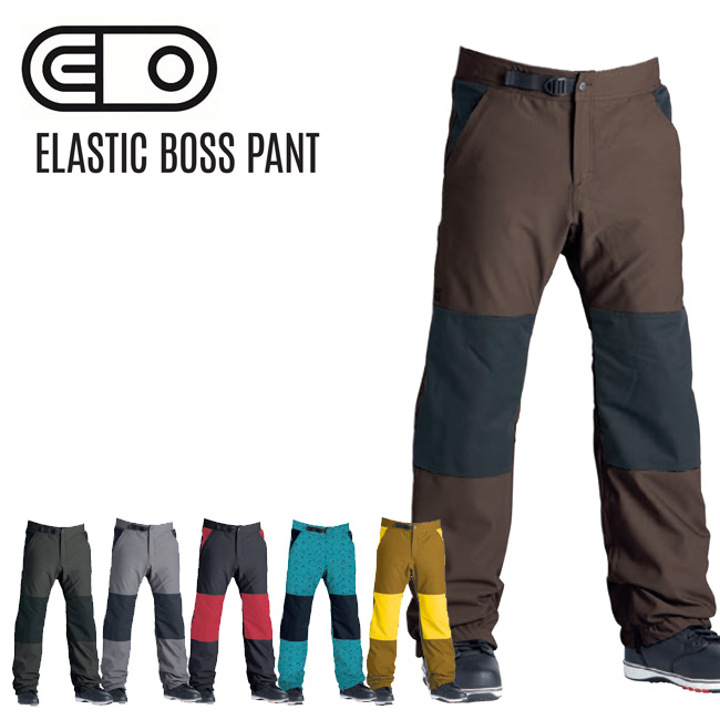 20-21モデル AIRBLASTER マート メンズ レディース エアブラスター Elastic Boss パンツ スノーボード エラスティック 20-21 Pant [ギフト/プレゼント/ご褒美] スノボーウェア ボス