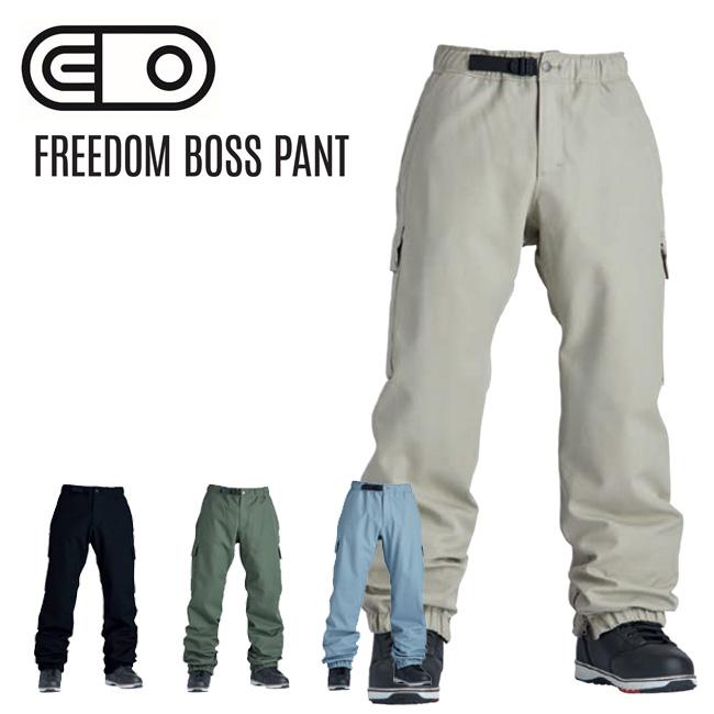 予約 エアブラスター AIRBLASTER Freedom Boss Pant 20-21 フリーダム ボスパンツ スノーボード ウェア メンズ レディ-ス