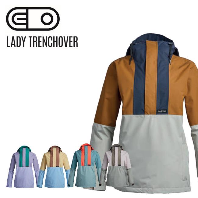 予約 エアブラスター ジャケット AIRBLASTER Lady Trenchover 20-21 スノーボード スノボウェア レディース