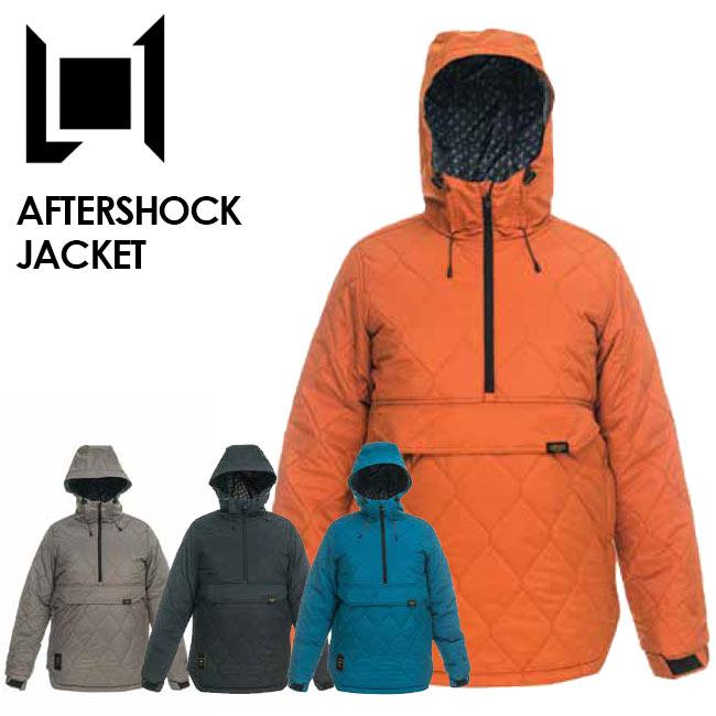 予約 エルワン ジャケット L1 AFTERSHOCK JACKET 19-20 アフターショックジャケット スノーボード ウェアー スノボ スノボーウェア メンズ【店頭受取対応商品】