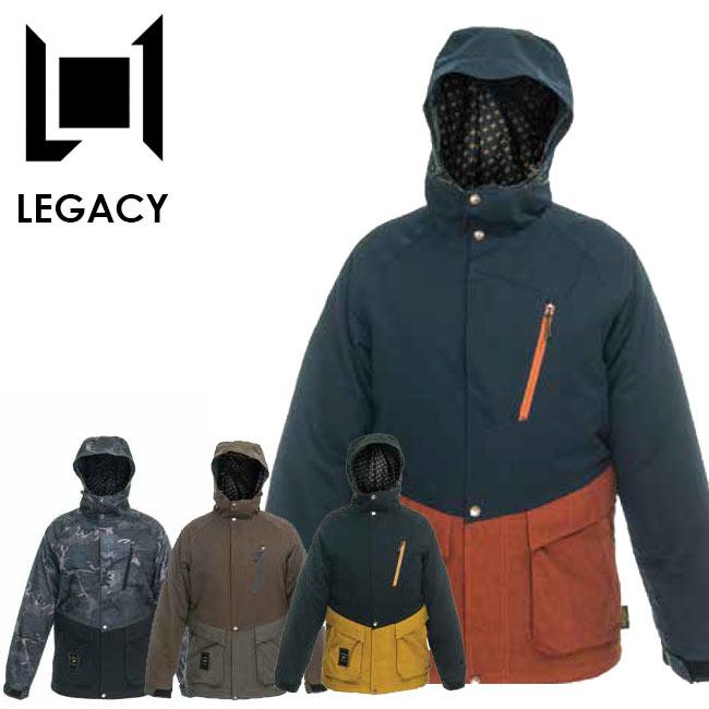 予約 エルワン ジャケット L1 LEGACY JACKET 19-20 スノーボード ウェアー スノボ スノボーウェア メンズ【店頭受取対応商品】