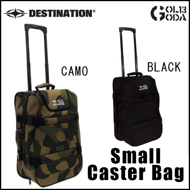 トラベルバッグ DESTINATION Caster Bag Small スーツケース 47L