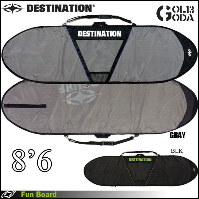 DESTINATION FUN DAY BAG V-CUT 8'6