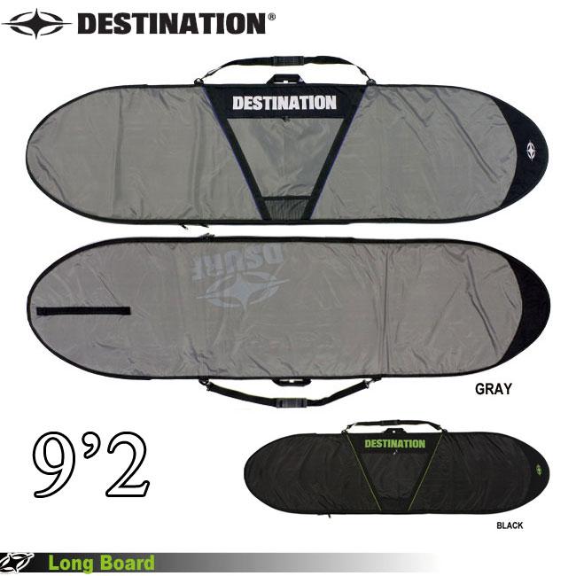 DESTINATION LONG DAY BAG V-CUT 9'2