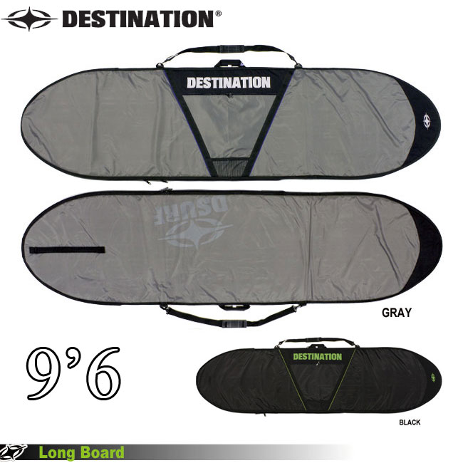 DESTINATION LONG DAY BAG V-CUT 96