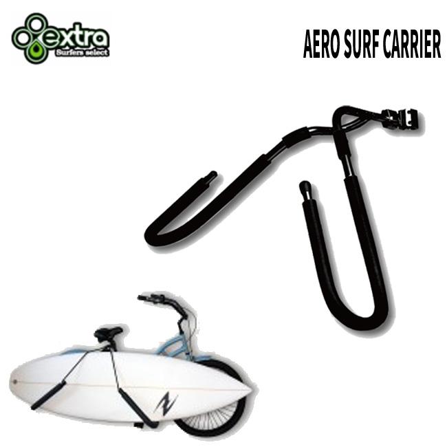 特別セーフ サーフボードキャリア EXTRA AERO SURF SURF キャリア CARRIER to 8ft to 自転車用サーフボード キャリア サーフボード1本用【店頭受取対応商品】, 【期間限定お試し価格】:22c923d0 --- canoncity.azurewebsites.net