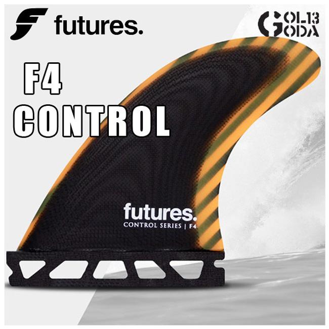 フューチャー フィン FUTURES FIN CONTROL F4【店頭受取対応商品】