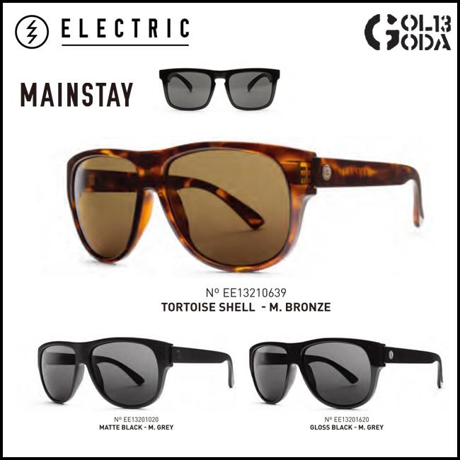 ELECTRIC MAINSTAY MA13 エレクトリック サングラス Sunglass