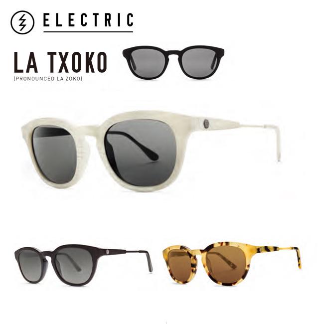 ELECTRIC LA TXOKO LA15 エレクトリック サングラス Sunglass【店頭受取対応商品】【18SS】【SUMMER SALE】