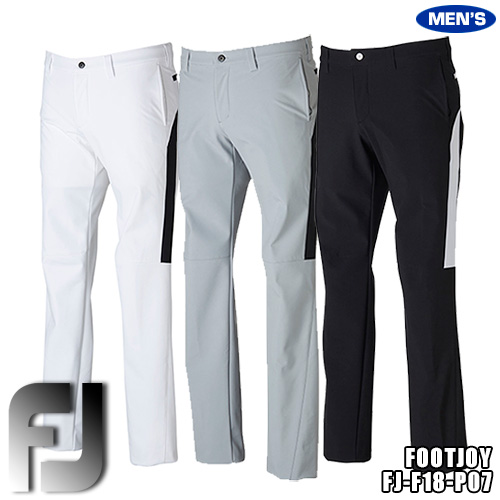 フットジョイ メンズ 防風保温パンツ WRボンディングウォームパンツ FJ-F18-P07