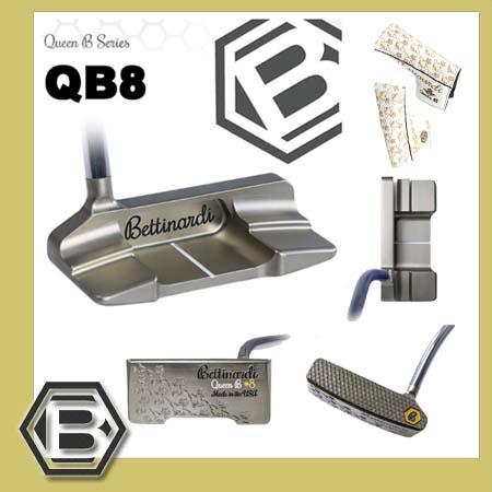 【米国製】ベティナルディ クイーンビーシリーズパター QB8 QueenB