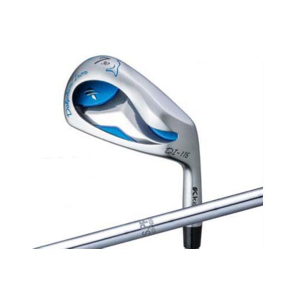 キャスコ ゴルフ ドルフィン DI-115 アイアンセット 4本組 (6-9) NSプロ950GHスチールシャフト