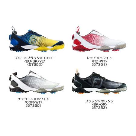 【2018年モデル】フットジョイ FOOTJOY FJフリースタイル2ボア ゴルフシューズ FREESTYLE2.0Boa