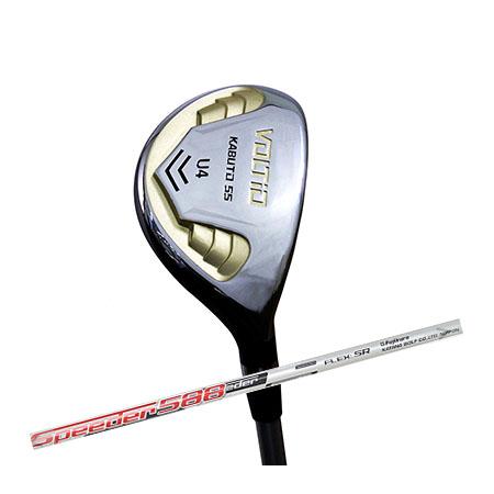 カタナゴルフ ボルティオカブト55ユーティリティー メンズユーティリティー ボルティオスピーダー588シャフト Voltio Kabuto