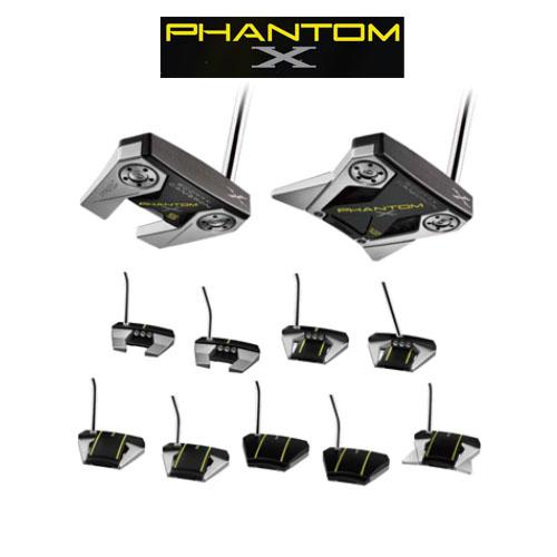 スコッティーキャメロン 2019 ファントムXパター メンズパター Phantom X [日本正規品] Sctty Cameron
