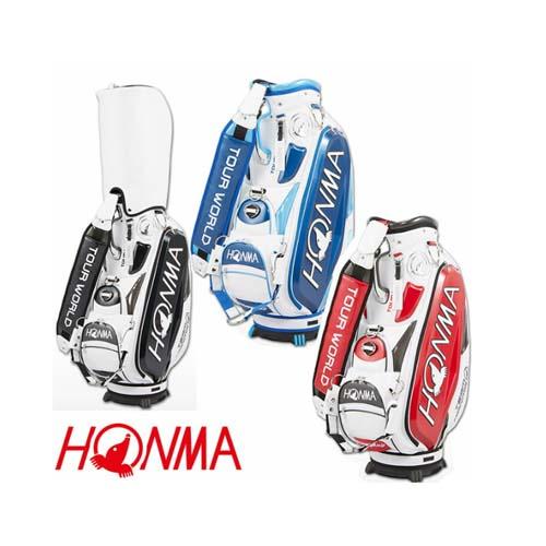 本間ゴルフ ホンマゴルフ トーナメントプロモデル メンズキャディバッグ CB1901