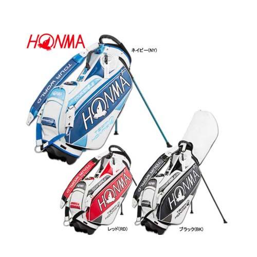 本間ゴルフ ホンマゴルフ トーナメントプロモデル メンズスタンドキャディバッグ CB1902