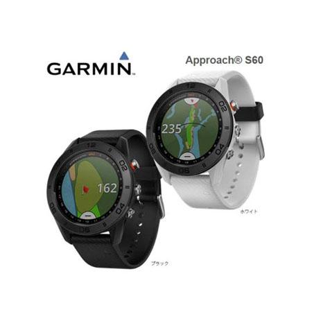 【日本正規品】ガーミン 【GARMIN】 アプローチエス60 Approach S60 フルカラー表示 ウォッチタイプ 飛距離測定器