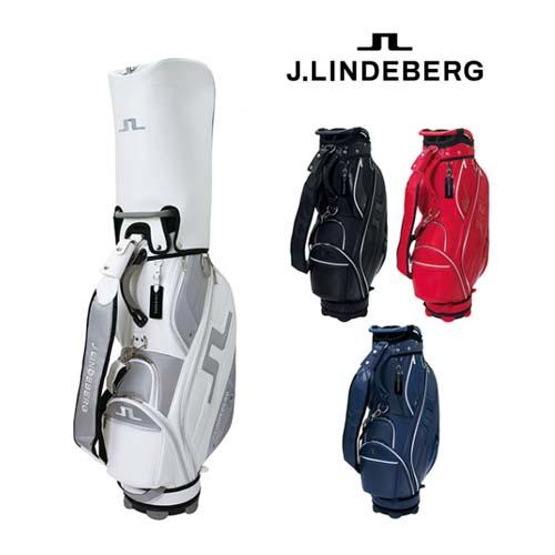 Jリンドバーグ メンズキャディバッグ 2019年モデル JL-018 [9.5型] J.LINDBERG