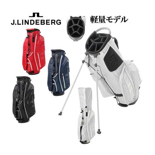 Jリンドバーグ スタンドキャディバッグ メンズキャディバッグ 2019年モデル JL-018S [9型] J.LINDBERG