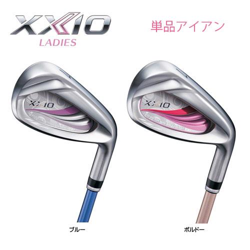 ダンロップ 日本正規品 XXIO ELEVEN ゼクシオ イレブン レディス アイアン 単品アイアン (#5、#6、AW、SW) MP1100L カーボンシャフト