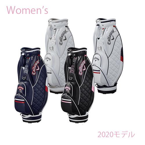 キャロウェイゴルフ 2020 PUスポーツウィメンズ20 キャディバッグ レディス Sport 20 JM [8.5型]