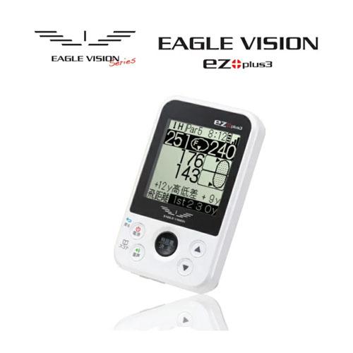 イーグルビジョン お歳暮 イージープラス3 タイプE EV-818 ez 大特価 plus3 高性能GPSゴルフナビ