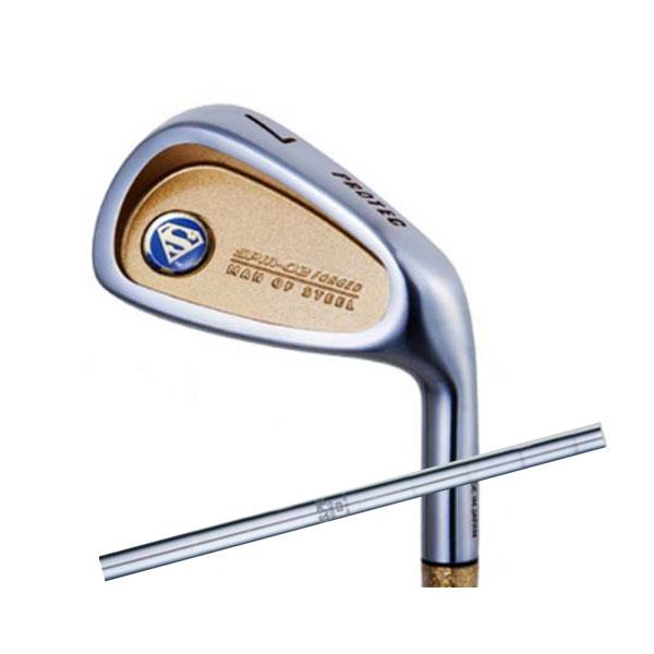 PROTEC GOLF プロテック ゴルフ スーパーマン アイアン SPM-02 JAPAN FORGED 6本セット NSプロ950 スチール