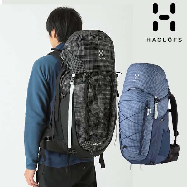 バックパック ホグロフス Haglofs メンズ レディース ROSE 55L 338107 リュック 登山