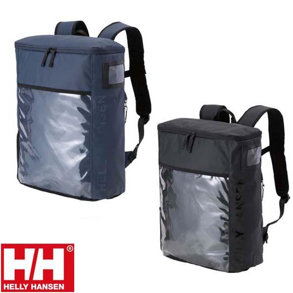 ヘリーハンセン HELLY HANSEN スクエアマップバッグ 25L メンズ レディース HY91889 バックパック