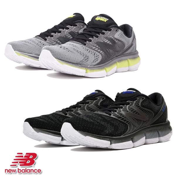 ニューバランス NewBalance ランニングシューズ メンズ MRUBX GY BK マラソン ジョギング