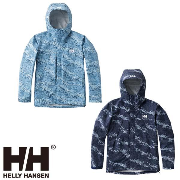 ヘリーハンセン スカンザライトジャケット メンズ レディース HOE11800 レインウェア