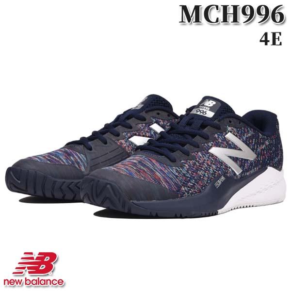 ニューバランス オールコートモデル メンズ 4E テニスシューズ MCH996 Y3 NewBalance