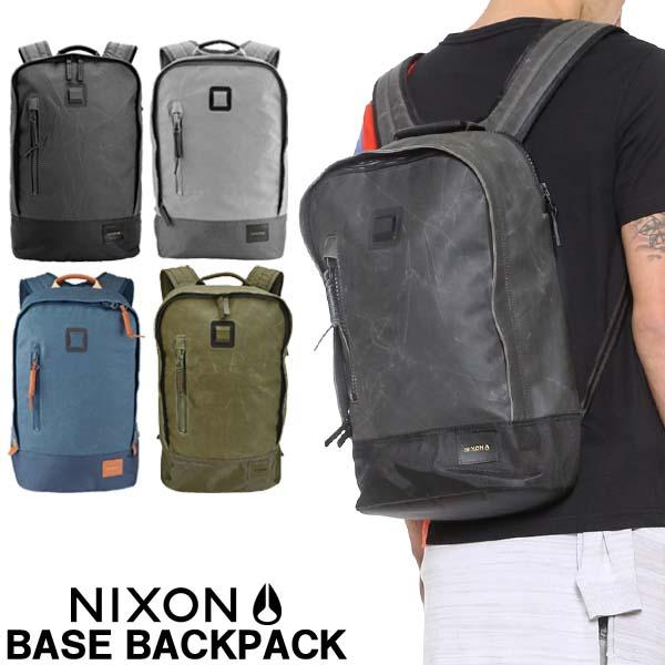 リュック ニクソン NIXON ベース バックパック BASE BACKPACK C2185 メンズ レディース 鞄 カバン バッグ